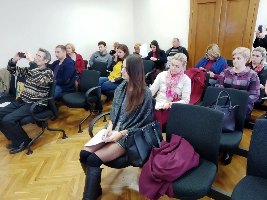 Дніпро_Антикорупційний семінар у жовтні 2018