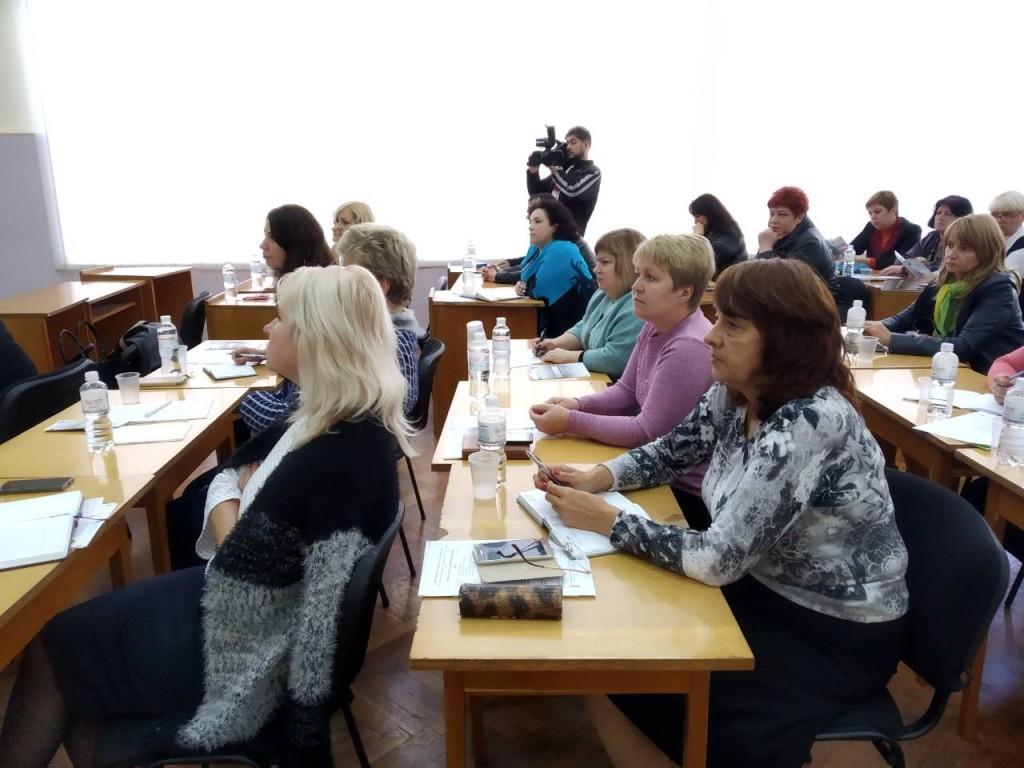 Марганець_Антикорупційний семінар у жовтні 2018