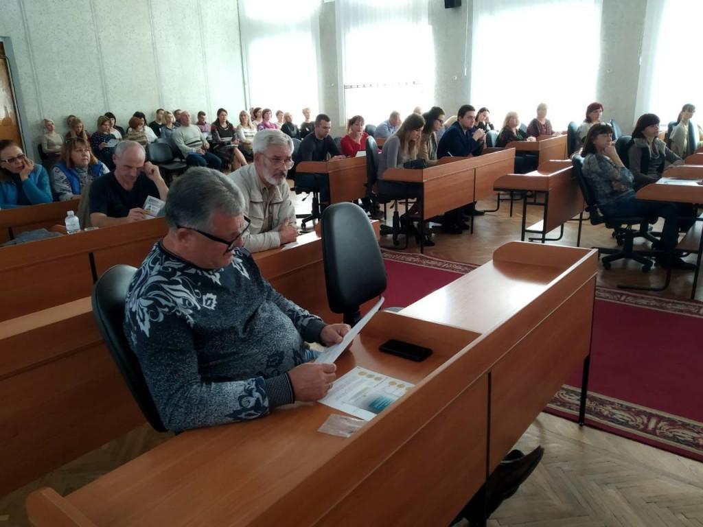 Нікополь_ Антикорупційний семінар у жовтні 2018